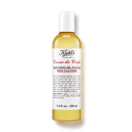 Creme de Corps Smoothing Oil-to-Foam Body Cleanser