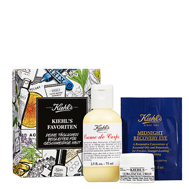Kiehl's Favoriten Mini Set