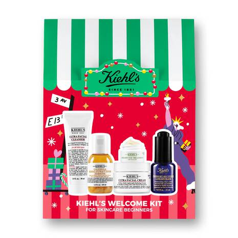 Kiehl's Welcome Kit for Skincare Beginners