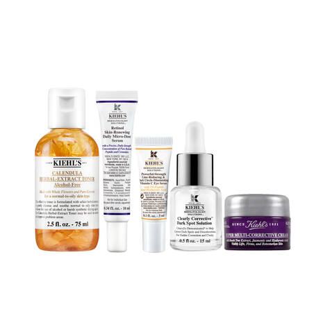 Kiehl's Welcome Kit for Skincare Experts