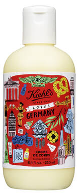 Kiehl's Loves Germany Creme de Corps - Limited Edition