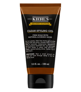 Grooming Solutions Clean Holding Styling Gel