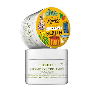 Kiehl's Loves Berlin Creamy Eye Treatment with Avocado - Limited Edition