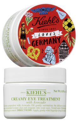 Kiehl's Loves Germany Creamy Eye Treatment with Avocado - Limited Edition