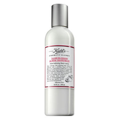 Aromatic Blends: Nashi Blossom & Pink Grapefruit - Hand & Body Lotion