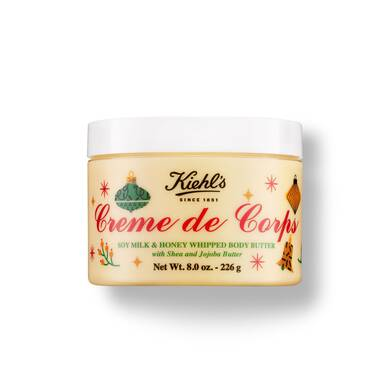 Limited Holiday Edition Creme de Corps Whipped Body Butter