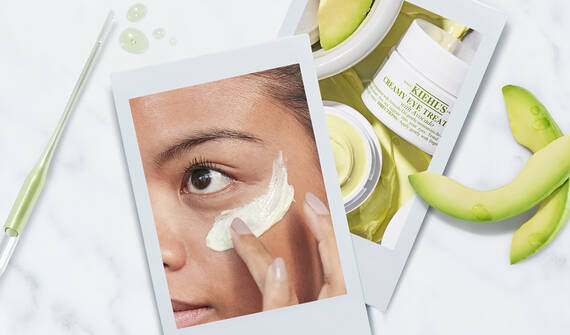 Ingrédients Creamy Eye Treatment With Avocado