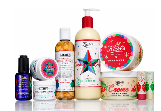 Die Kiehl's Holiday Collection