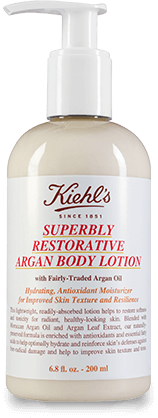 Produktbild von der Suberbly Restorative Argan Body Lotion
